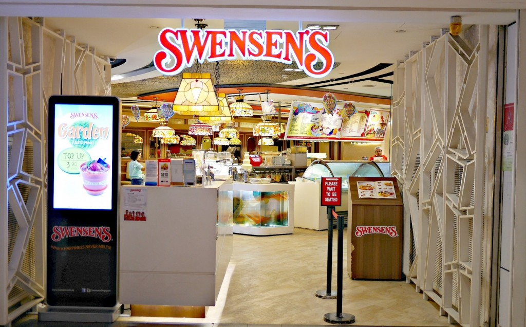 Ice cream giant Swensen's roll out TabSquare's SmartTab