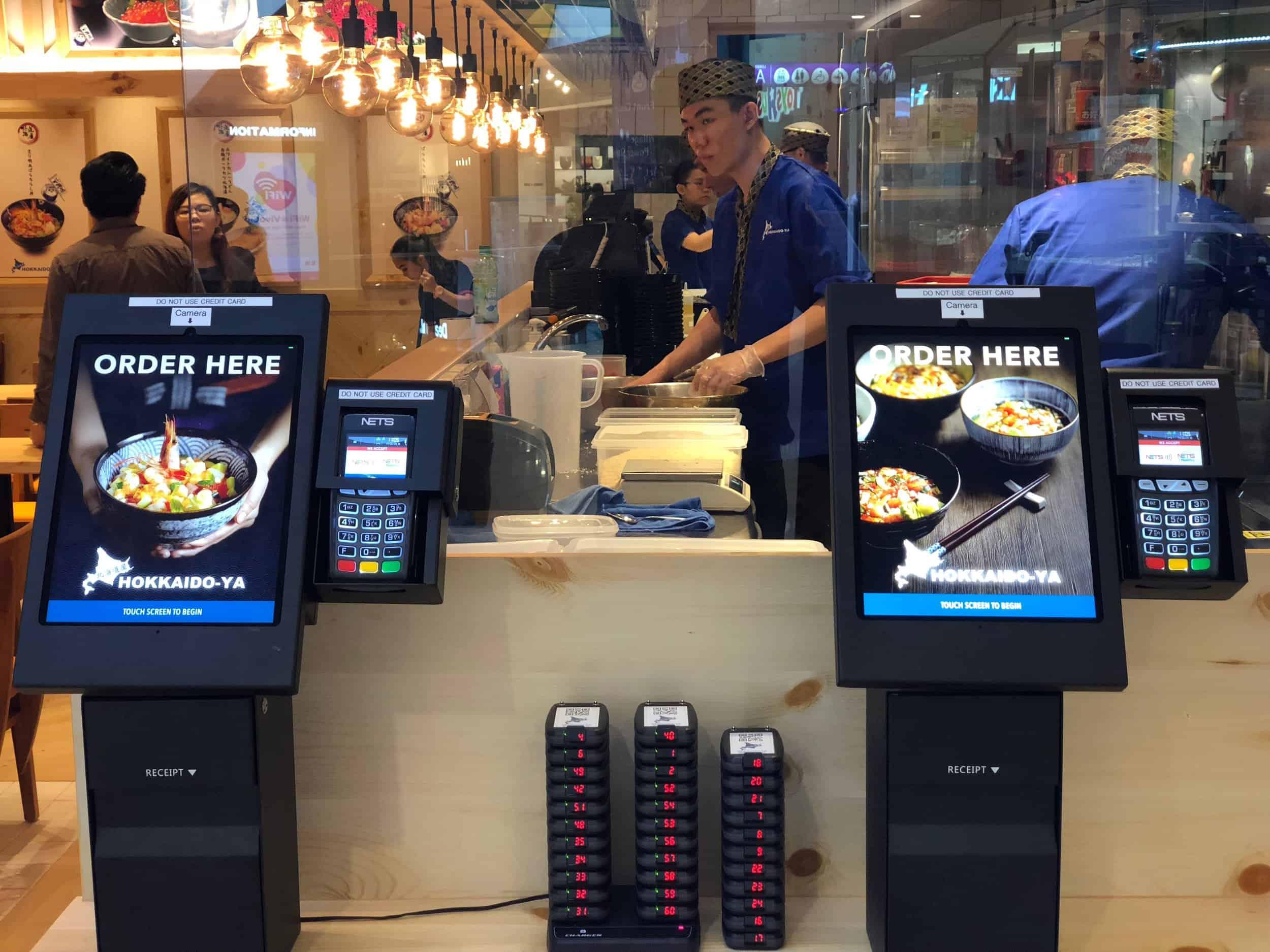 Hokkaido-Ya Adopts Self Service Kiosk By TabSquare-1