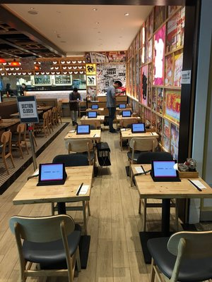 TABSQUARE SMARTTAB EMENU SYSTEM TAKES FLIGHT AT CHANGI AIRPORT T3